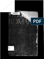 DERECHO ROMANO Introduccion e Historia Externa. Alamiro de Avila Martel PARTE 1