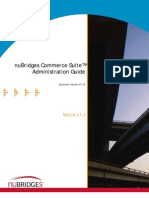 Commerce Suite Administration Guide Version 3.5.1_0710