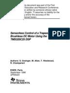 Dspace Platform For Speed Estimation Ac Slip Ring Motor In Crane Mechatronic