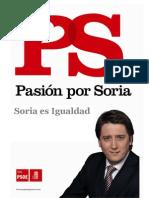 Soria es Igualdad