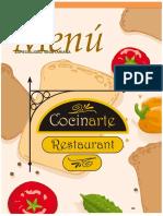 Menu Nuevo Cocinarte