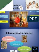 pagina creacion claudia