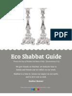 Eco Shabbat Guide
