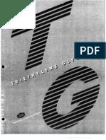 Union Carbide TEG and EG Properties