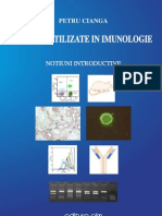 Tehnici Utilizate in Imunologie