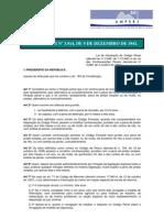 Código Penal Brasileiro Introdução DL3914
