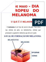 13 de Maio-melanoma