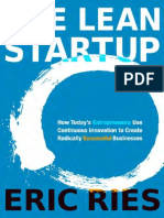 The Lean Startup by Eric Ries - Excerpt