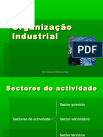 Organização industrial