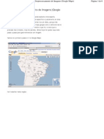 ArcGIS Geoprocessamento de Imagens (Google Maps)