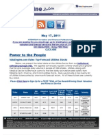 ValuEngine.com Rates Top-Forecast Utilities Stocks
