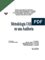 Auditoria de Sistemas (Metodos)
