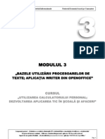 Modul 3 Writer