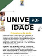 Unidade 2 - Testes Psicológicos_Natureza e Classificação-alunos