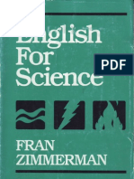 Fran Zimmerman - English for Science - Student Book