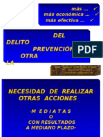 LA OTRA PREVENCION, Mayor Pnp Benito Cervantes