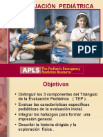 Evaluacion Pediatric A PALS
