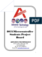 8051 Student Projects