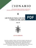 Leccionario II - Ciclo B
