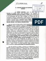 FERNANDO MAGAN PINEÑO ◦Asociación de víctimas denuncia actos de genocidio y lesa humanidad impunes en España  14-12-200615