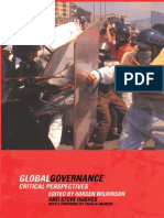Global Governance- Critical Perspectives Yazar- Rorden Wilkinson-Stephen Hughes