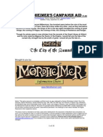 The Mordheimer's Campaign Aid v1.20