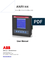 ANR144 User Manual