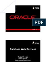 Database Web Services