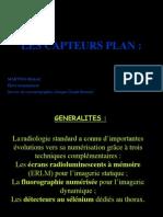 Capteurs Plans