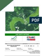 Relatório de Progresso Agosto 2010 - S-D-RP-0024-10