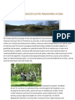 Con ilusión partimos a pescar el coto de zapardiel en la provincia de Ávila