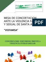 Ponencia Mesa Violencia Familiar