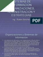 Sistema de ion Organizaciones Admin is Trac Ion y Estrategias