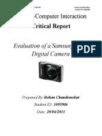 1095906 Rohan C HCI Assignment 1