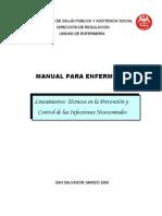 Manual Nosocomiales EJEMPLO