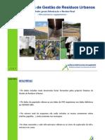 Sistemas de Gestão de Resíduos Urbanos Portugal