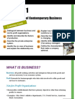 CB12e Basic PPT - Part 1 - Business in a Global Environment