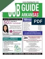 Job Guide Volume 23 Issue 10 Arkansas
