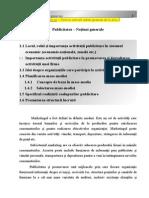PUBLICITATE-NOTIUNI GENERALE