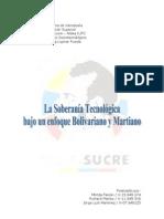 SoberaniaTecologica_BolivarianoMartiano