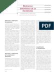 Protocoo de Investigacion de Proteinuria