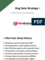 ADMA Data Day marketing data strategy workshop
