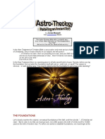 Astro Theology