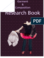 Garment Research Book