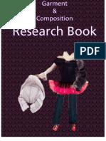 Garment Research Book