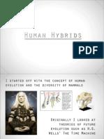 Human Hybridisation Project Presentation