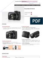 PowerShot SX130 is - Digital Cameras - Canon Malaysia