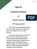 Oppa #1 - Celestial Children