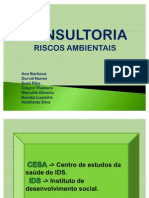 RISCOS - CESA