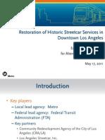LA Streetcar 051711